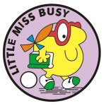 Tag # 15773 Added 10/29/2011 Little Miss Busy By: Stamp's Retired Tags